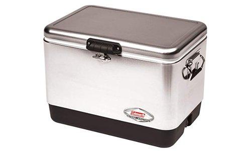 Coleman 54-Quart steel belted cooler