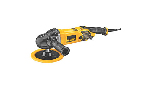 Dewalt DW849 polisher machine