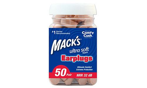 Mack's Foam Earplugs
