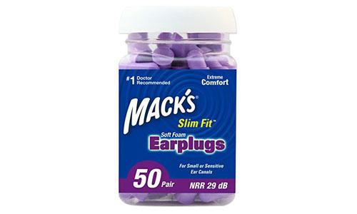 Mack's Slim Fit Earplugs