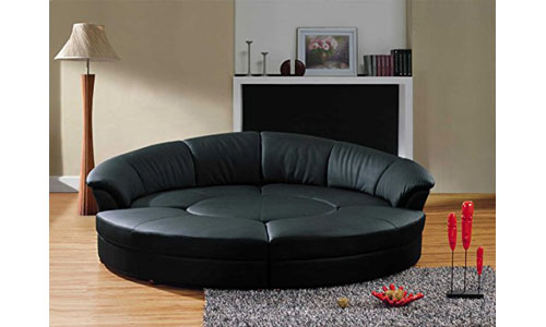 Vig Furniture Circular Sectional Sofa