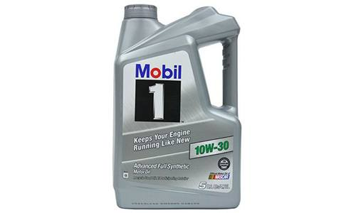MOBIL 1 FULL ADVANCE SUPER CLEAN POWER SYNTHETIC MOTOR OIL: