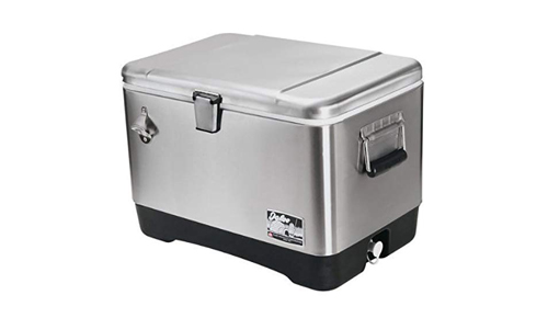 Igloo stainless cooler