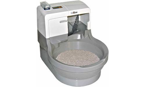 CatGenie presents Self Flushing Self Washing Cat Box