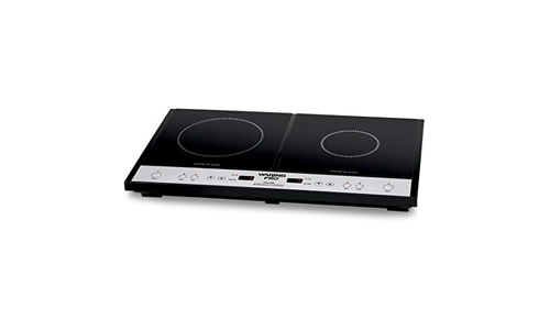 Waring Double Induction Cooktop