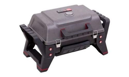Char-Broil Grill2Go X200 Portable TRU-Infrared Liquid Propane Gas Grill
