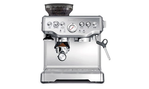 Breville presents Barista Express Espresso Coffee Maker with Grinder BES870XL