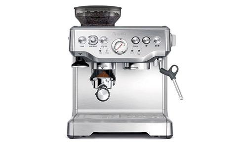 Breville presents Barista Express Espresso Coffee Maker with Grinder BES870XL