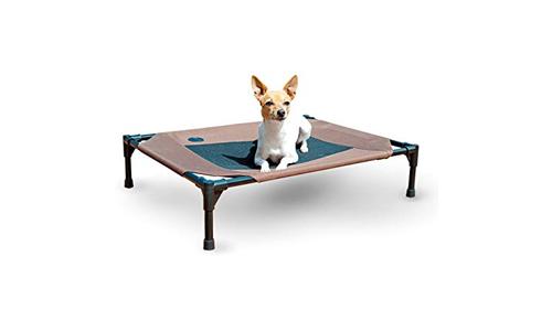 K&H Pet Products Original Pet Cot Elevated Pet Bed