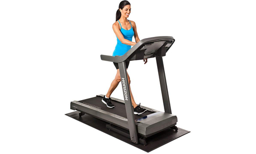 Horizon Fitness presents Treadmill For Home T101-04