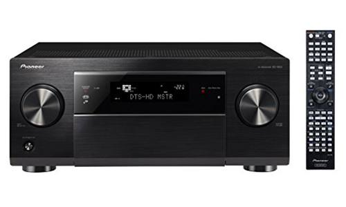 The Pioneer SC-1523-K 9.2- Channel Network A/V Receiver