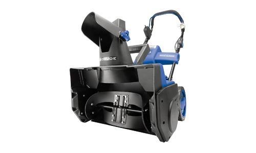 Snow Joe iON18SB ion Cordless Single Stage Brushless Snow Blower.