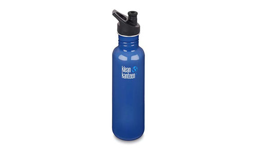Klean Kanteen Classic Single Wall Stainless Bottle