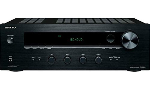 The Onkyo TX-8020 2 channel Stereo Receiver