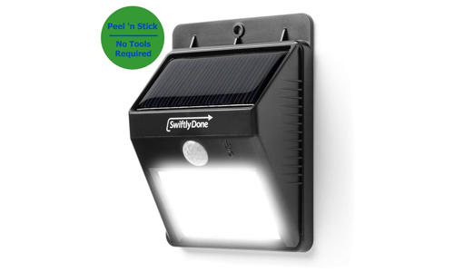 Swiftly Done Bright Outdoor LED Light