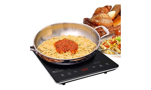 Secura DUXTOP Glass Top Portable Induction Cooktop