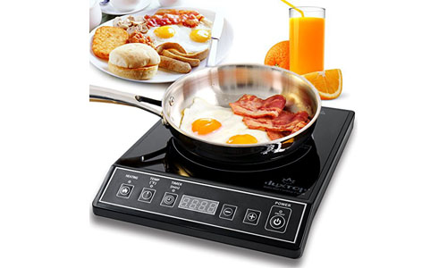 Secura 9Portable Induction Cooktop