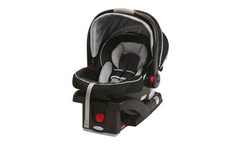Graco presents SnugRide Click Connect 35 One Size Infant Car Seat, Gotham