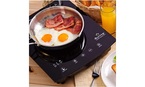Secura Touch Sensitive Induction Cooktop