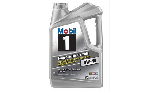 MOBIL 1 WITH GASOLINE & DIESEL POWER EXTENDED PERFORMANCE: