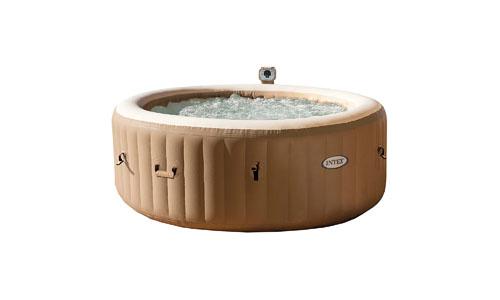 INTEX presents PureSpa 77-inch Portable Bubble Massage Spa