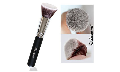 Foundation makeup brush fat top kabuki for face