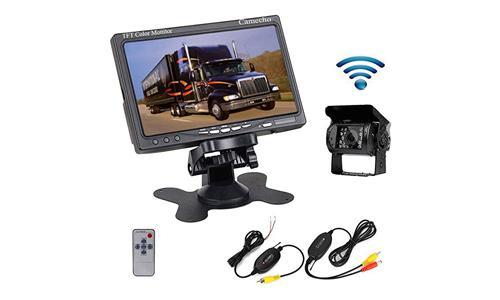 Camecho RC 12V 24V Backup Camera