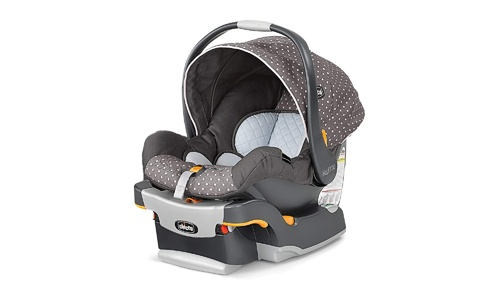 Chicco presents Keyfit Infant Car Seat with Base, Lilla