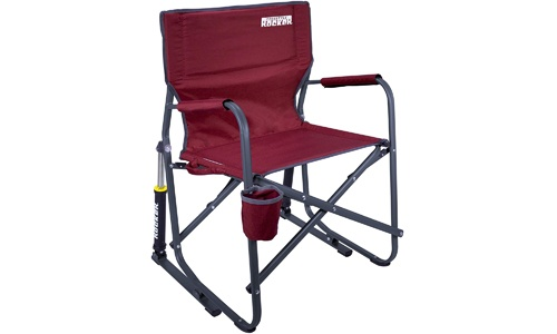 GCI presents Portable Folding Freestyle Outdoor Rocking Chair