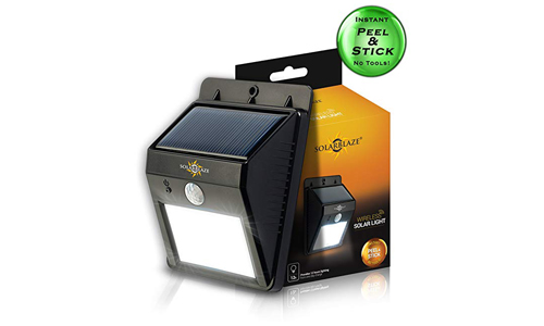 SOLARBLAZE Solar lights