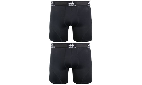 Adidas Performance Sports Men's Climate Boxer Brief Underwear