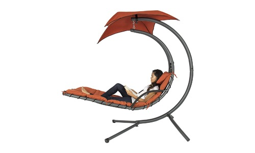 Porch Swing Hammock Chair By Best Choice Products