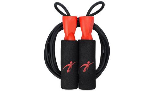 The Fitness Factor Adjustable Jump Rope