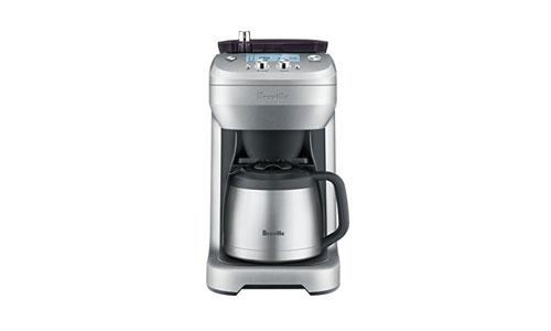 Breville presents Medium Size Grind Control Coffee Maker