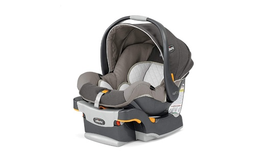 Chicco presents KeyFit 30 Car Seat for Infants, Papyrus
