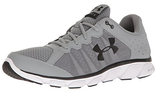 Under Armour presents Micro G Assert 6 Men's Running Shoe