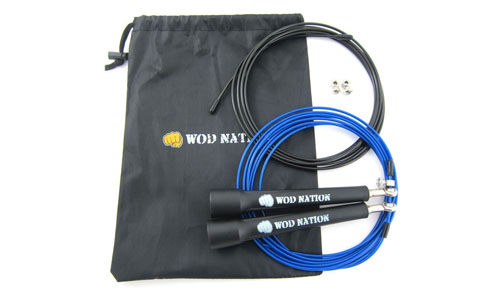 The WOD Nation Speed Jump Rope