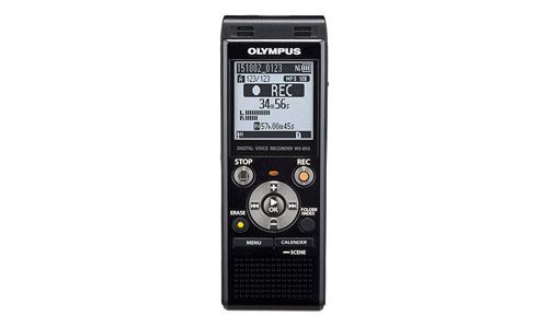 Olympus: Digital Voice Recorder WS-853, Black