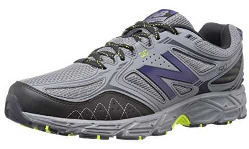 NEW BALANCE LIGHTWEIGHT MEN'S RUNNING TRAIL SHOES: