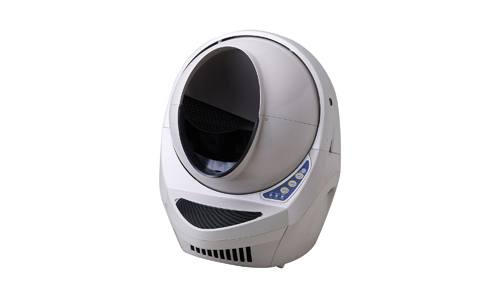 LITTER-ROBOT presents Open-Air Automatic Self-Cleaning Litter Box