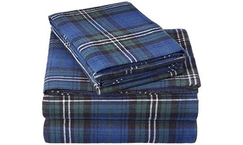 Pinzon 160 Gram Flannel Sheet Set