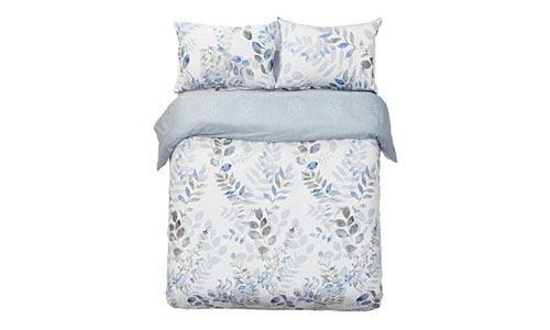 Word of Dream Floral Print Duvet Cover