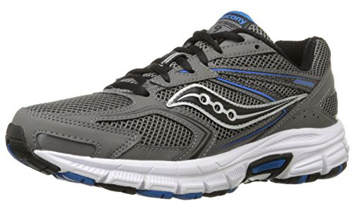 Saucony presents Cohesion 9 Men's Running Shoe GREY