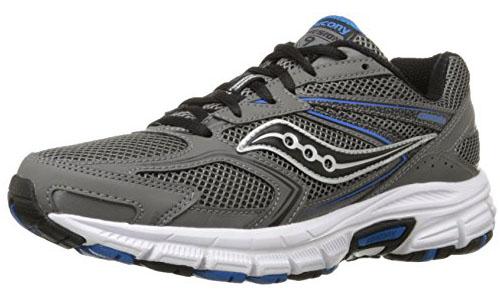 Saucony presents Cohesion 9 Men's Running Shoe GREY
