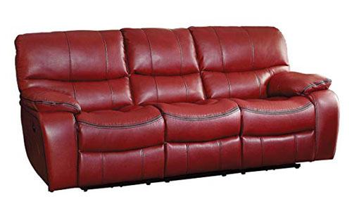 Homelegance Pecos Double Reclining Sofa