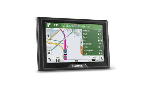 The Garmin Drive 50 USA LMT GPS Navigator