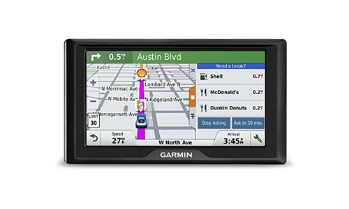 The Garmin Drive 60 USA LM GPS Navigator