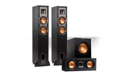 Klipsch 3.1 Channel R Speaker Bundle