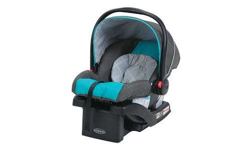 Graco presents SnugRide Click Connect 35 One Size Infant Car Seat, Finch