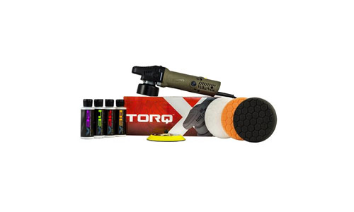 Torq TORQX random orbital polisher kit